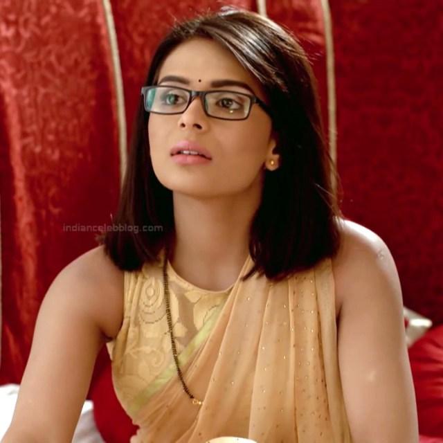 Sonal Vengurlekar_Hindi TV Actress YehVR-S5_4_Hot Saree Images