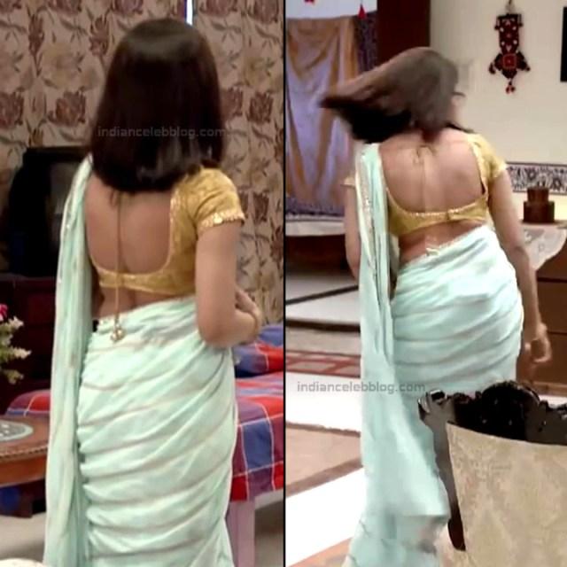 Sonal Vengurlekar_Hindi TV Actress YehVR-S5_5_Hot Saree Images