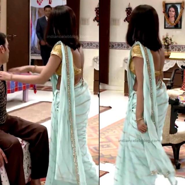 Sonal Vengurlekar_Hindi TV Actress YehVR-S5_7_Hot Saree Images