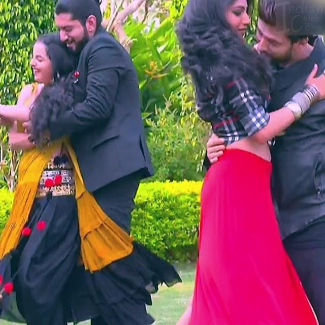 Surbhi Chandna_Hindi serial actress IB-S2_1_Hot navel pics