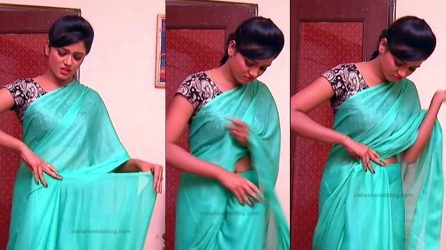 Telugu TV Actress_MCmplS2_21_Hot saree photo