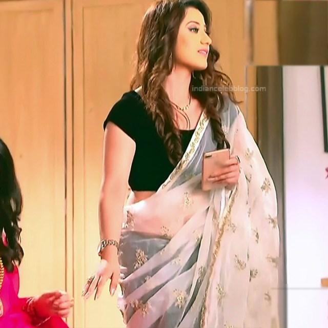 Aalisha Panwar Hindi serial actress Ishq MMS1 10 Hot Saree pic