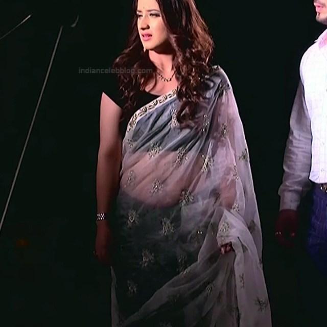 Aalisha Panwar Hindi serial actress Ishq MMS1 13 Hot Saree pic
