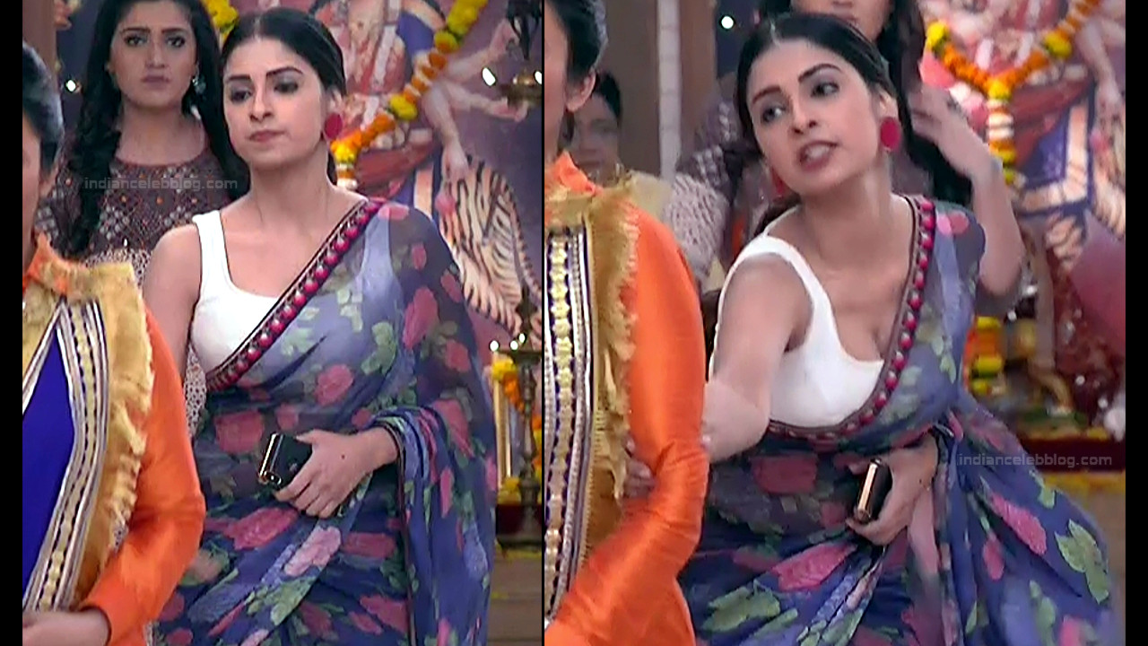 Avantika Hundal_Hindi TV Actress YehHM-S1_7_Hot Sari Pics