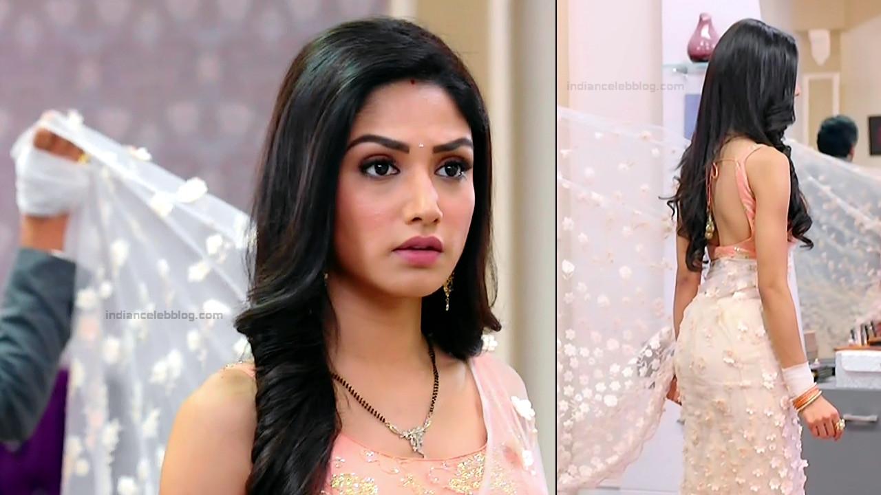 Donal Bisht Hindi Serial Actress EkDTS1 1 Hot Saree Pics