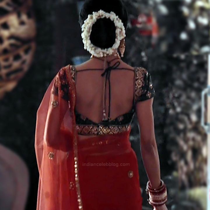 Donal Bisht Hindi Serial Actress EkDTS1 13 Hot Saree Pics