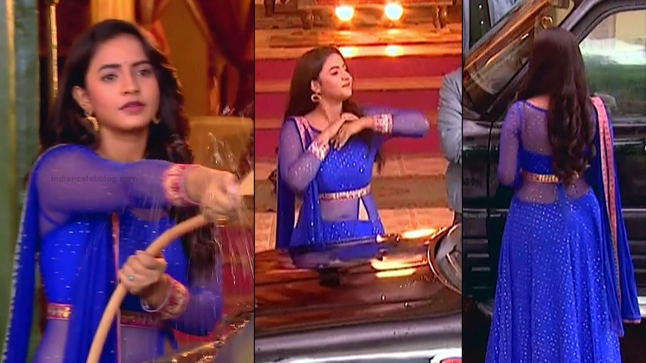 Meera Deosthale Hindi TV actresss Udaan S3 12 hot lehenga pics