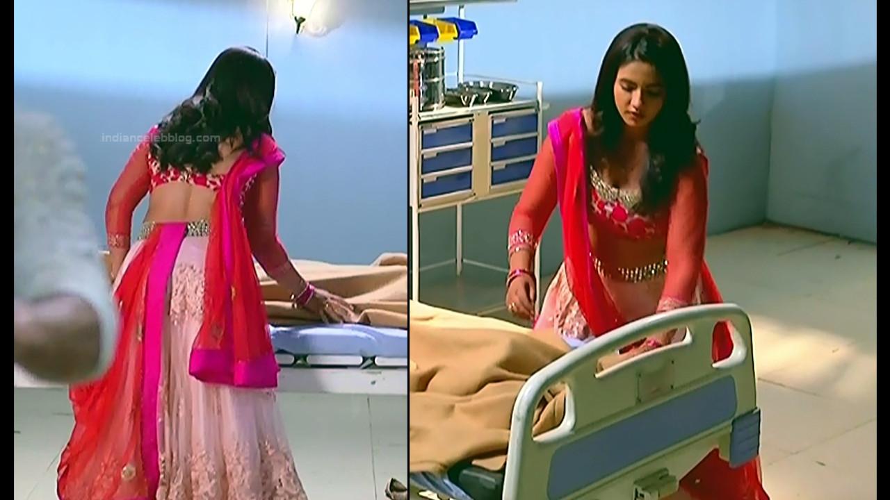Meera Deosthale Hindi TV actresss Udaan S3 14 hot lehenga pics