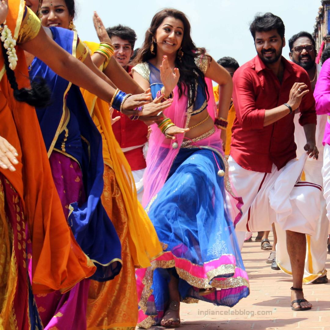 Nikki Galrani Tamil actress kalakalappu movie photos S1 13