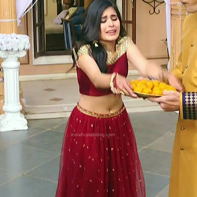 Rhea Sharma Hindi TV Actress Tu Sooraj S3 19 Hot Lehenga Photo