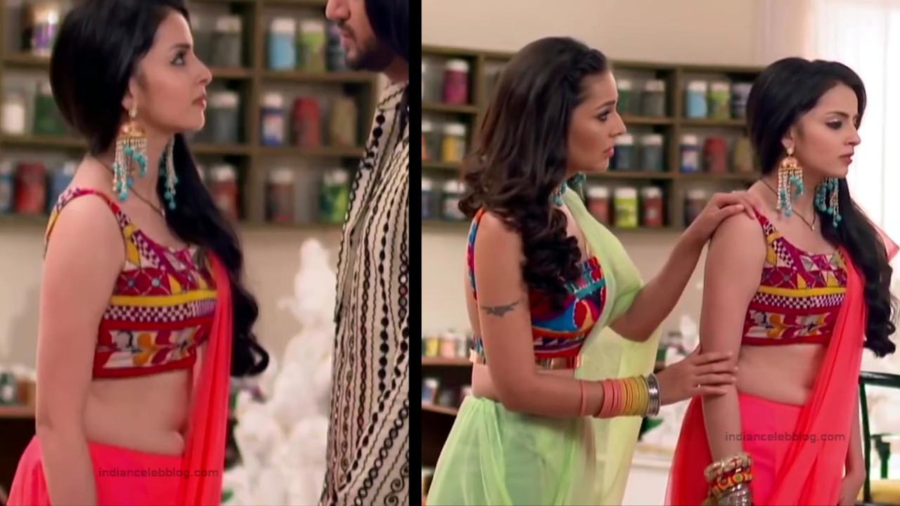 Shrenu Parikh_Hindi TV Actress Ishqbaaz S3_21_Hot Lehenga Pics
