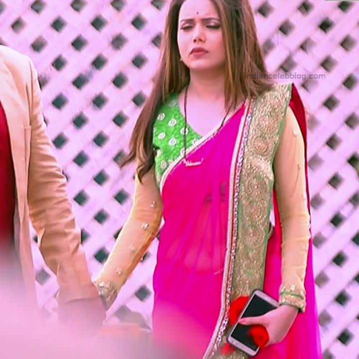 Shruti Kanwar Hindi TV Actress Savitri college S1 1 Hot saree pics