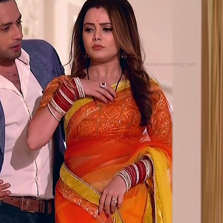 Shruti Kanwar Hindi TV Actress Savitri college S1 23 Hot saree pics