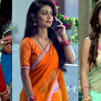 Sreejita De hot navel n back show in low waist saree