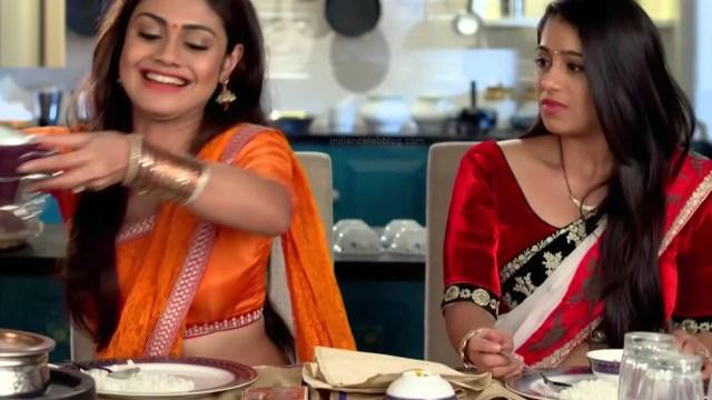 Sreejita De Hindi TV Actress Tumhi HBST-S1 6 Hot saree pics