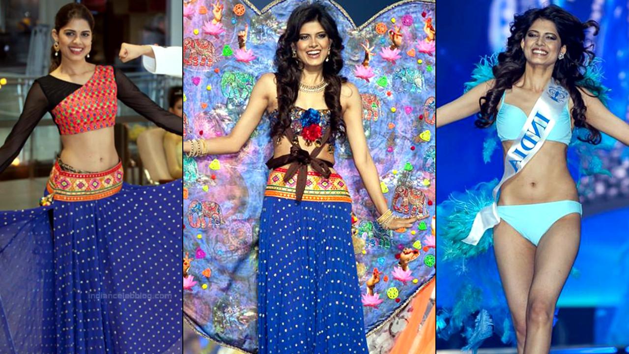Asha Bhat Miss Supranational 2014 and Miss Diva 2014 photos