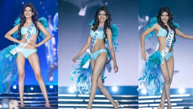 Asha Bhat Miss Supranational India 2014 Hot Pageant Bikini contest Pics_5