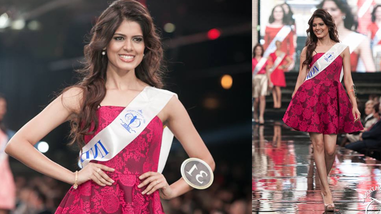 Asha Bhat Miss Supranational India 2014 Hot Pageant contest Pics_10