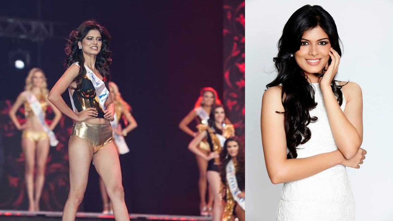 Asha Bhat Miss Supranational India 2014 Hot Pageant swimsuit contest Pics_9