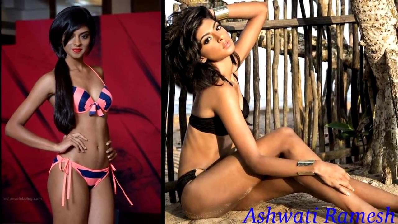 Ashwati Ramesh Miss India 2014 Bikini Photoshoot Pics