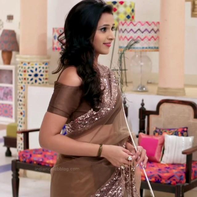 Astha Agarwal Hindi TV Actress KyaHMPS1 18 hot sari photos