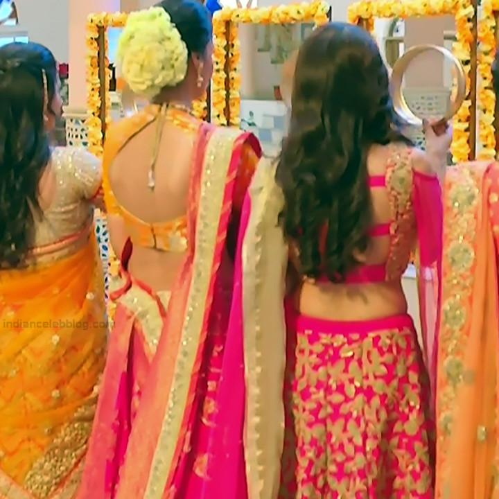 Astha Agarwal Hindi TV Actress KyaHMPS1 8 hot saree pics