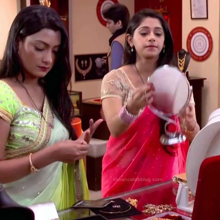 Chandni Bhagwanani Hindi TV Actress Tumhi HBSTS2 14 hot sari caps