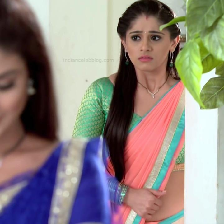 Chandni Bhagwanani Hindi TV Actress Tumhi HBSTS2 2 hot sari caps