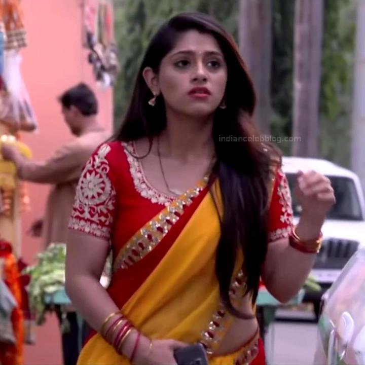 Chandni Bhagwanani Hindi TV Actress Tumhi HBSTS2 7 hot sari caps