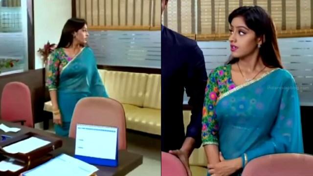 Deepika Singh Hindi TV Actress YTD S1 15 Hot saree caps