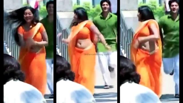 Deepika Singh Hindi TV Actress YTD S1 2 Hot saree caps