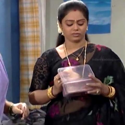 Devi priya Tamil TV actress VKCompS1 23 hot saree pics