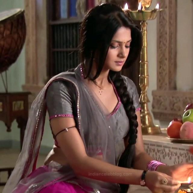 Jennifer Winget Hindi TV Actress YTDS2 10 Hot Lehenga Choli pics