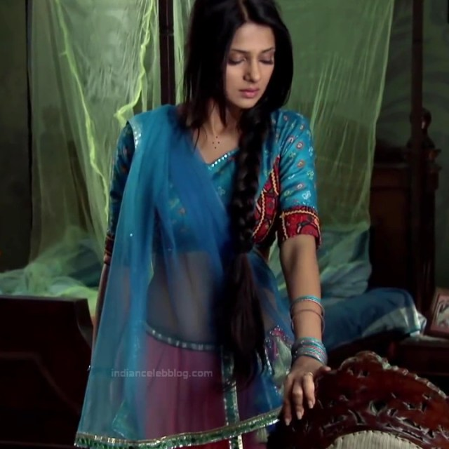 Jennifer Winget Hindi TV Actress YTDS2 2 Hot Lehenga Choli pics