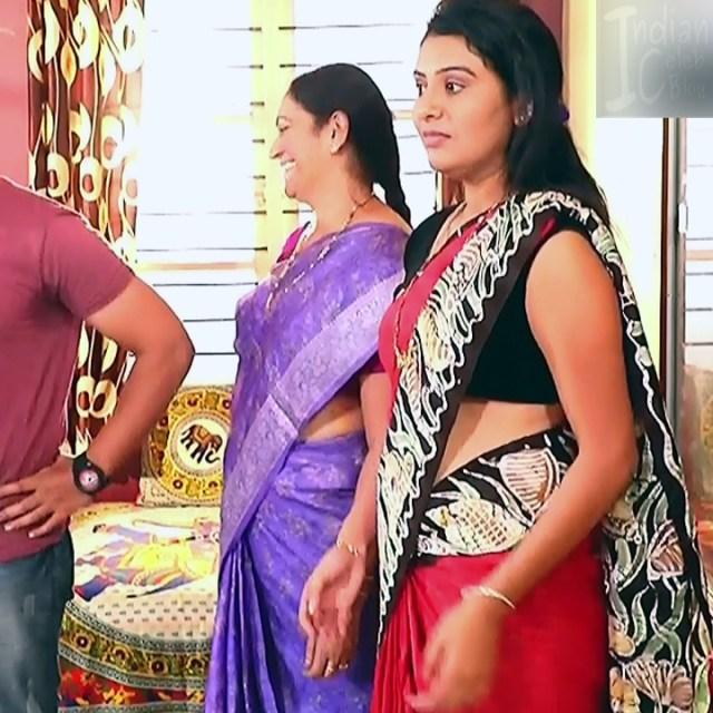 Kannada Serial actress MCmpl3 1 hot Saree pics