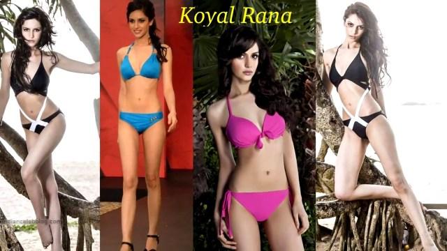 Koyal Rana Miss India 2014 Swimsuit round Pics