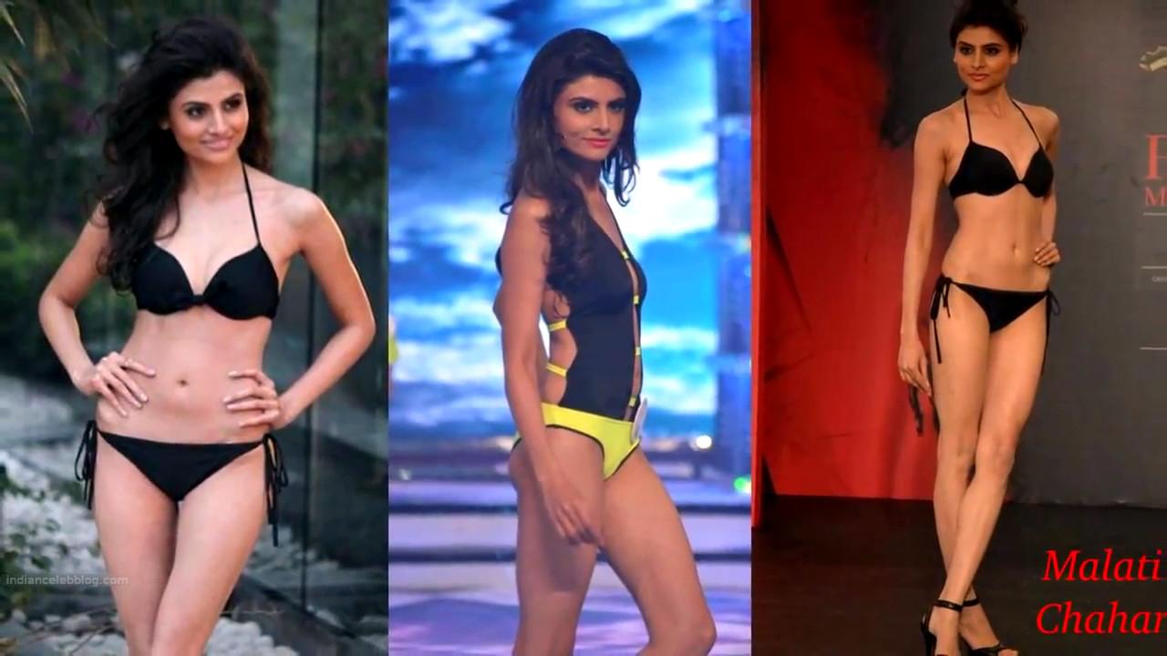 Malati Chahar Miss India 2014 Swimsuit round Pics