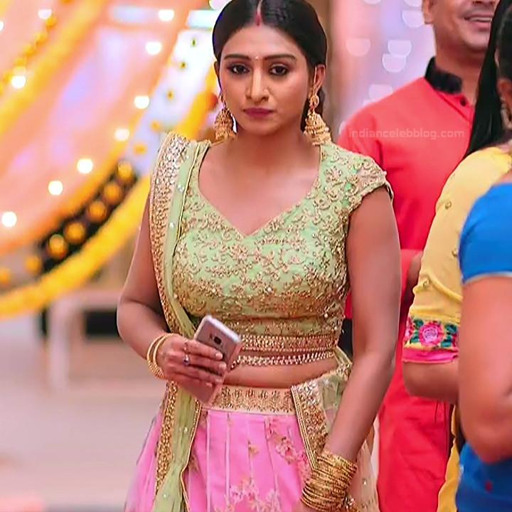 Mohena singh hindi serial actress Yeh RKKHS3 19 hot lehenga photos