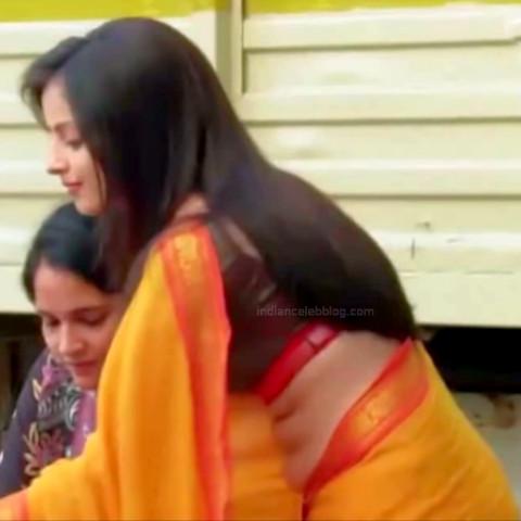 Shrenu Parikh Hindi TV Actress YTComp3 16 Hot saree navel pics