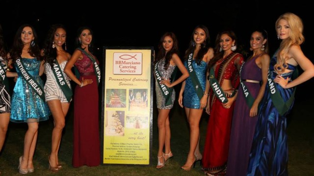 Sobhita Dhulipa India Miss Earth 2013_10