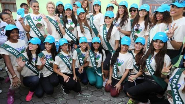 Sobhita Dhulipa India Miss Earth 2013_15