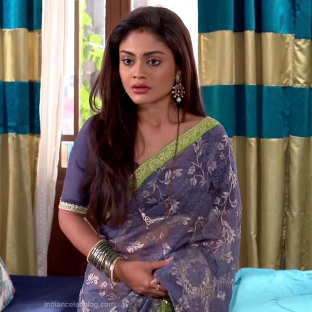 Sreejita De Hindi TV Actress TumhiHBS2 12 Hot Saree Photo