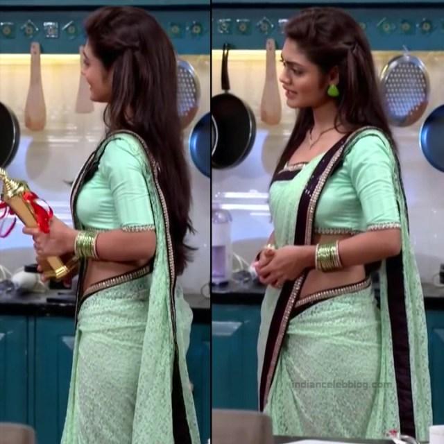 Sreejita De Hindi TV Actress TumhiHBS2 5 Hot Saree Photo