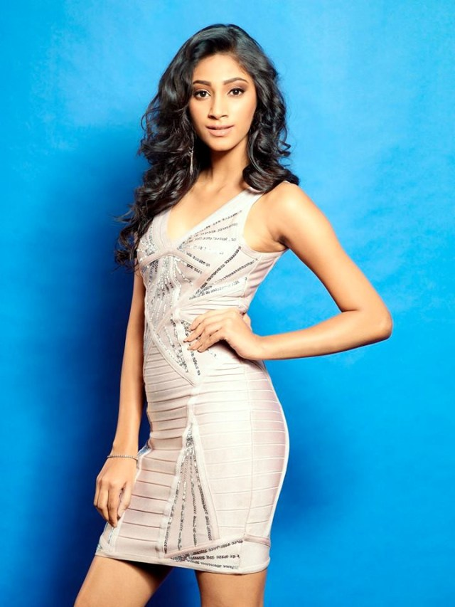 Anukreethy Vas Miss India 2018 Final 16