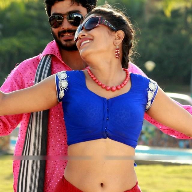 Anusri Telugu TV actress Nuvvena adi movie photos 5