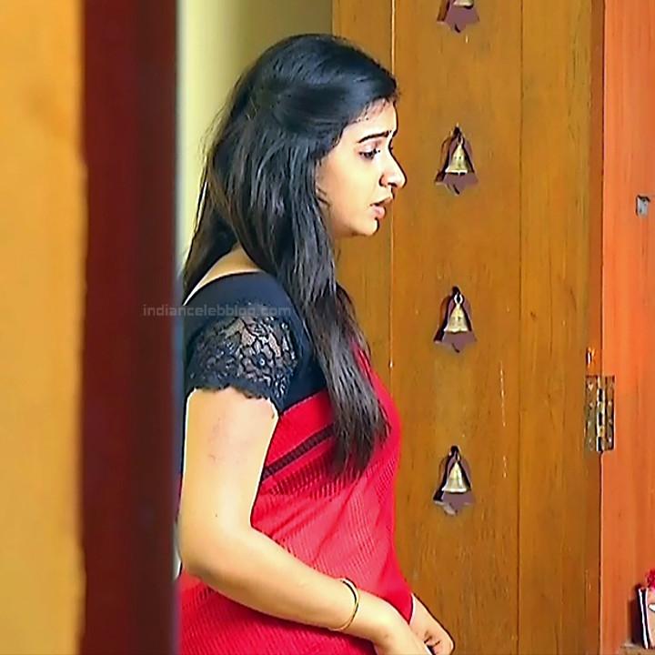 Divya Tamil serial actress Sumangali S36 hot sari photos