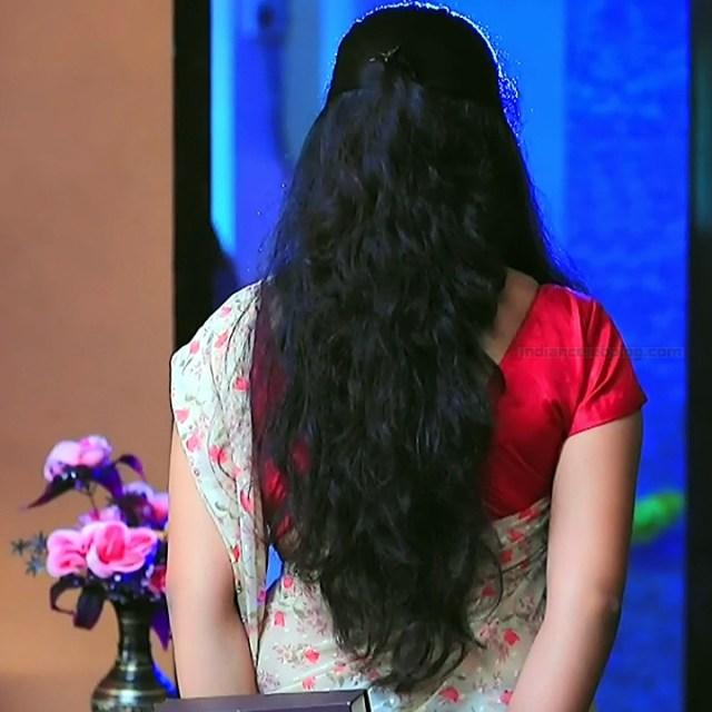Meghana Shankarappa Kannada TV actress Kinnari S2 14 hot saree pics