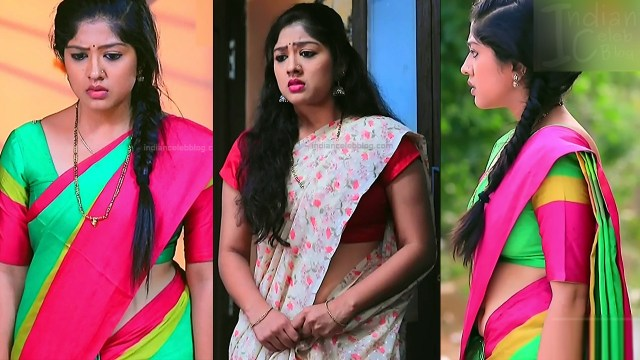 Meghana Shankarappa Kannada TV actress Kinnari S2 24 thumb