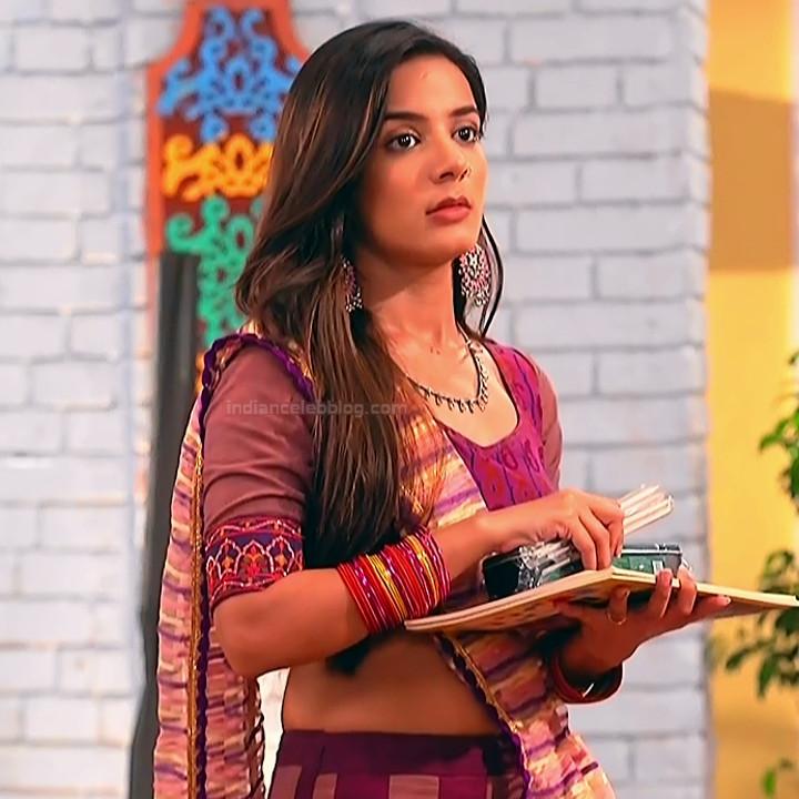 Nikki Sharma Hindi serial actress Roop MKNSS1 3 hot lehenga pics