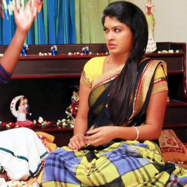 Rachitha Mahalakshmi Saravanan MS1 15 hot saree photo